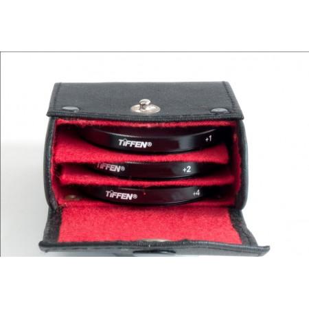 Tiffen 62mm Close-up Set lentes de aproximación