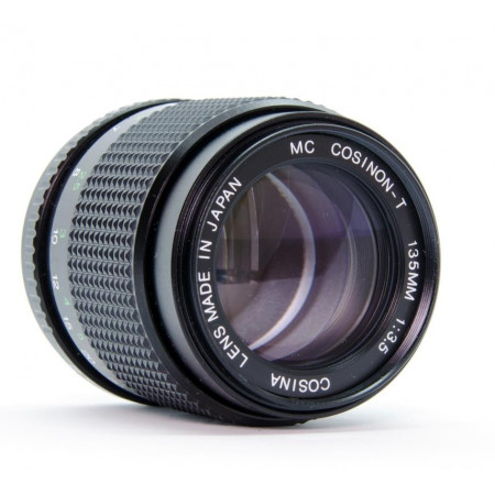 Cosina MC Cosinon-T 135mm 1: 3.5 Montura Pentax K
