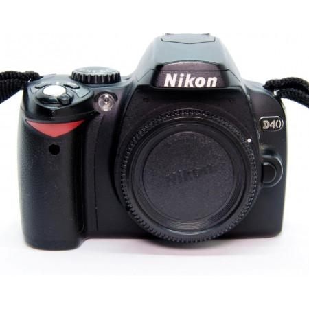 Nikon D40 (cuerpo) 17.140 disparos