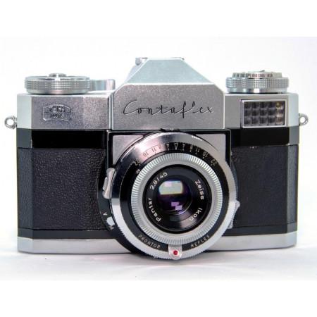 Zeiss Ikon Contaflex Prima con Pantar 45mm f2.8