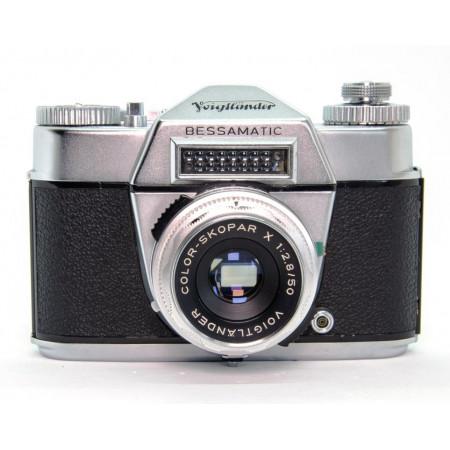 Voigtländer Bessamatic + Color-Skopar X 50mm f2.8