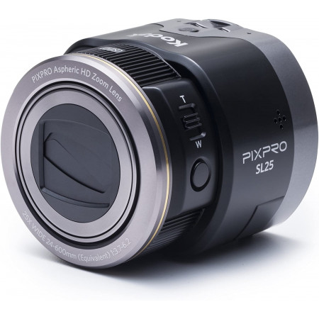 Kodak Smart Lens Pixpro SL25 Zoom 25x Black